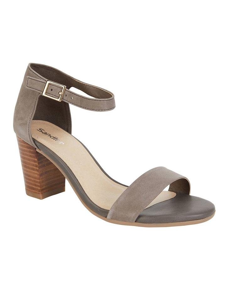 Beyond Taupe Nubuck Sandals image 2