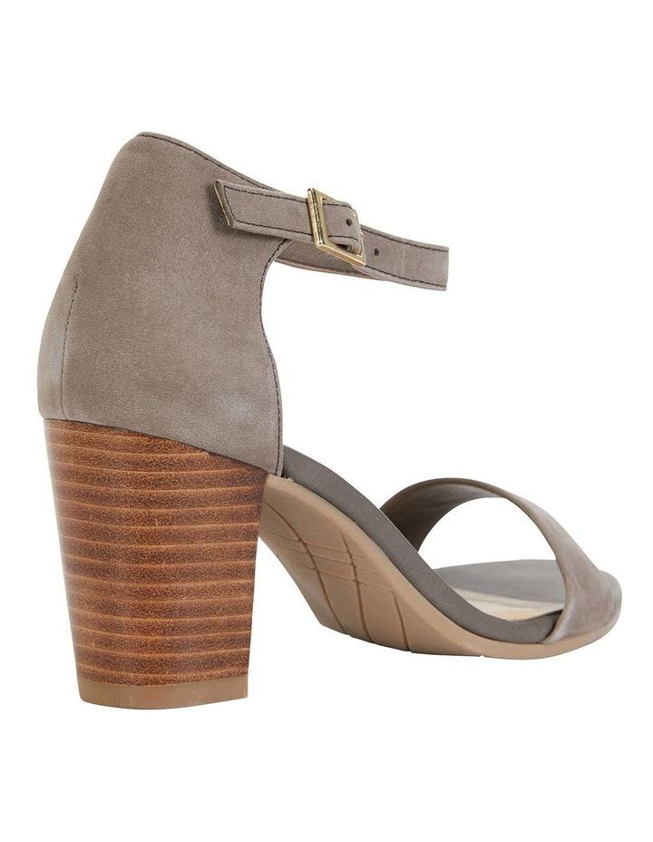 Beyond Taupe Nubuck Sandals image 4