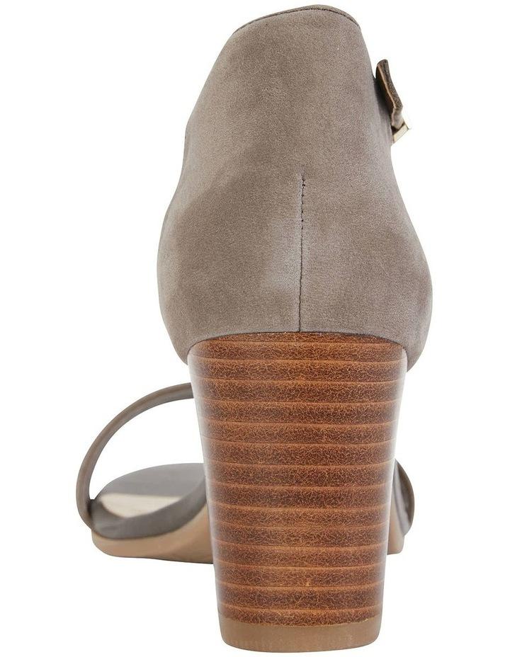 Beyond Taupe Nubuck Sandals image 5