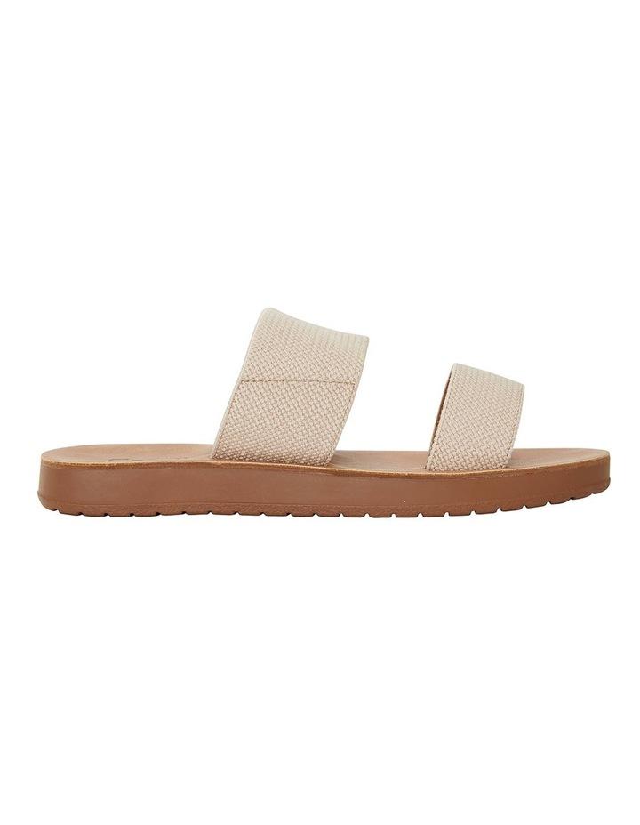 Havoc Nude Elastic Sandals image 1