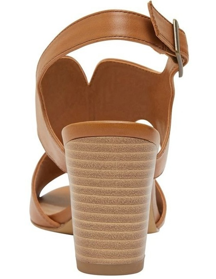 Blaze Tan Glove Sandals image 5
