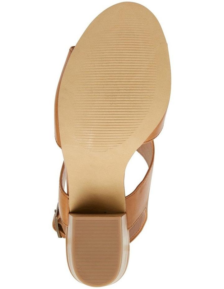 Blaze Tan Glove Sandals image 6
