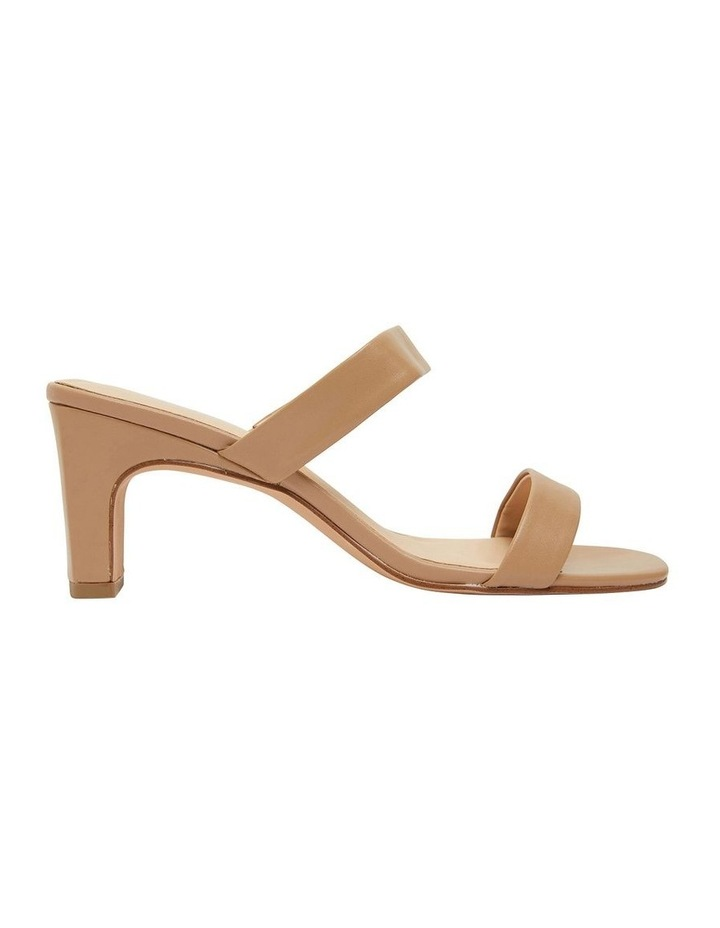 Hepburn Camel Glove Sandals image 1