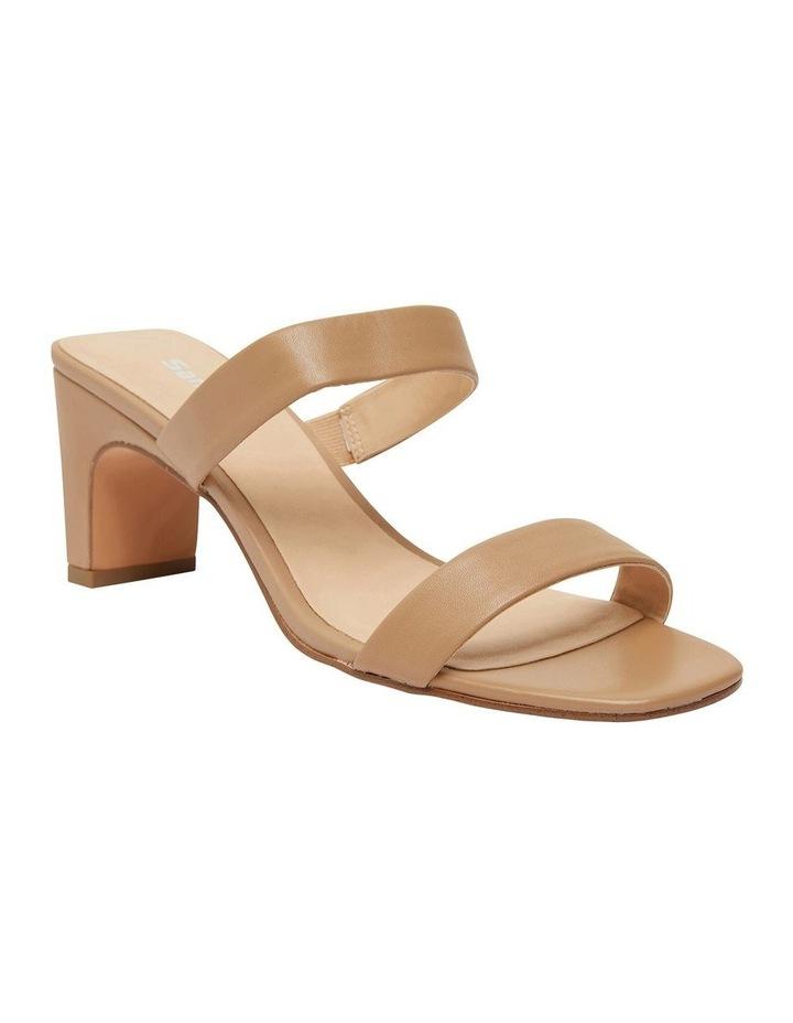 Hepburn Camel Glove Sandals image 2