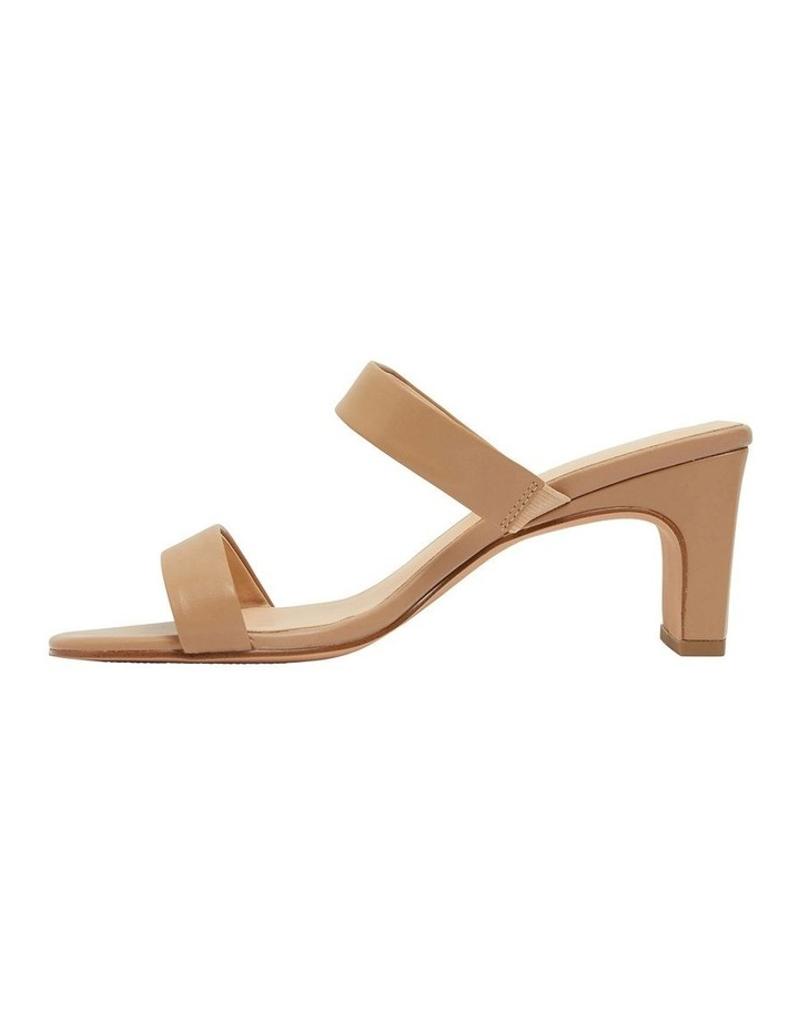 Hepburn Camel Glove Sandals image 3