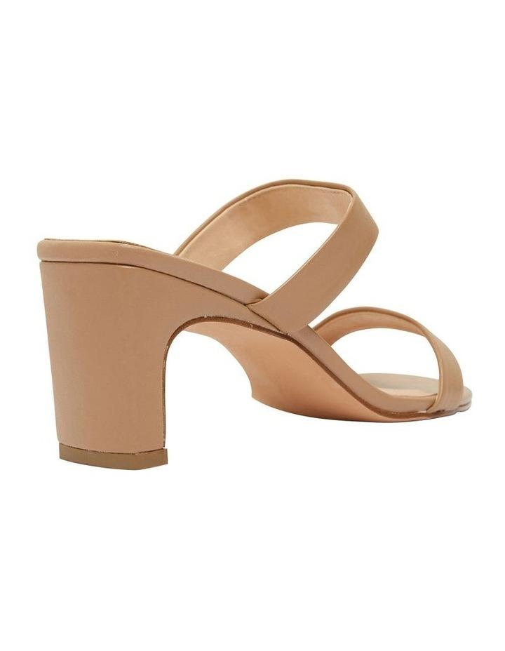 Hepburn Camel Glove Sandals image 4