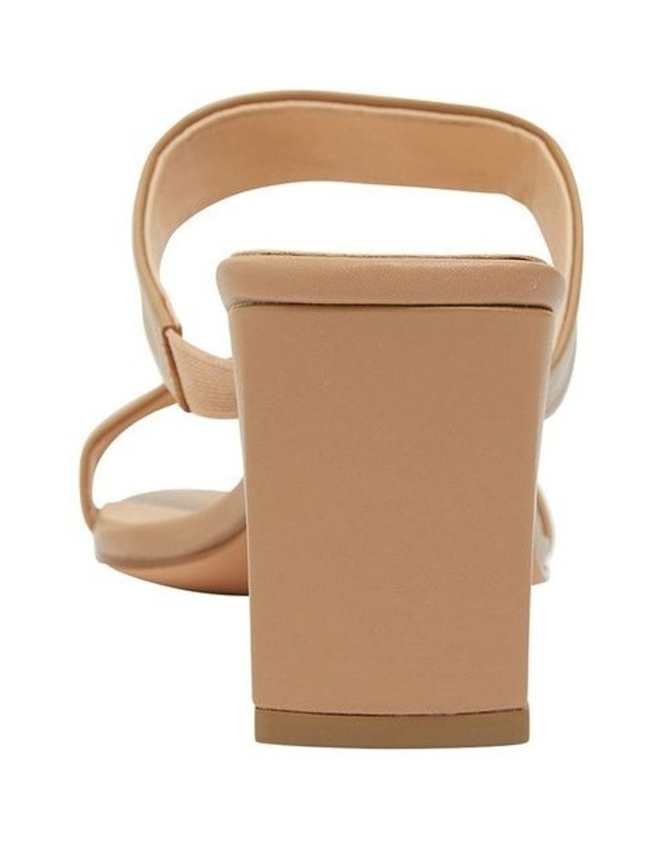 Hepburn Camel Glove Sandals image 5