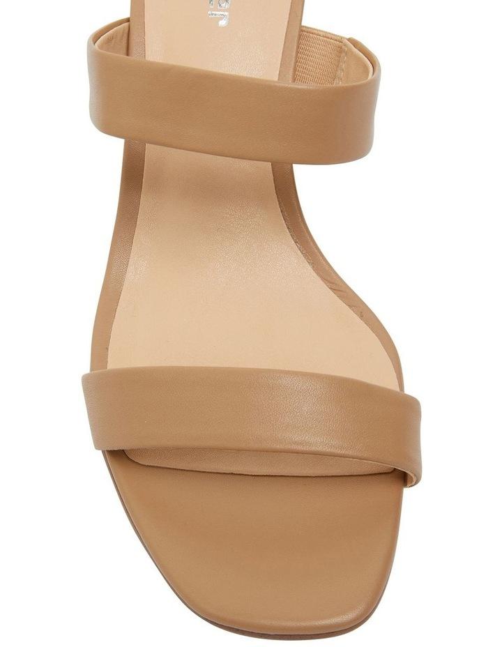 Hepburn Camel Glove Sandals image 7