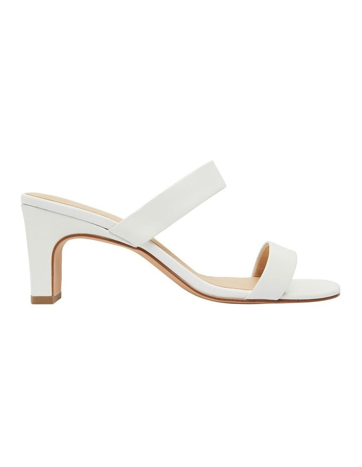 Hepburn White Glove Sandals image 1