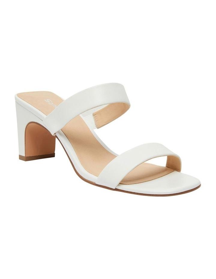 Hepburn White Glove Sandals image 2