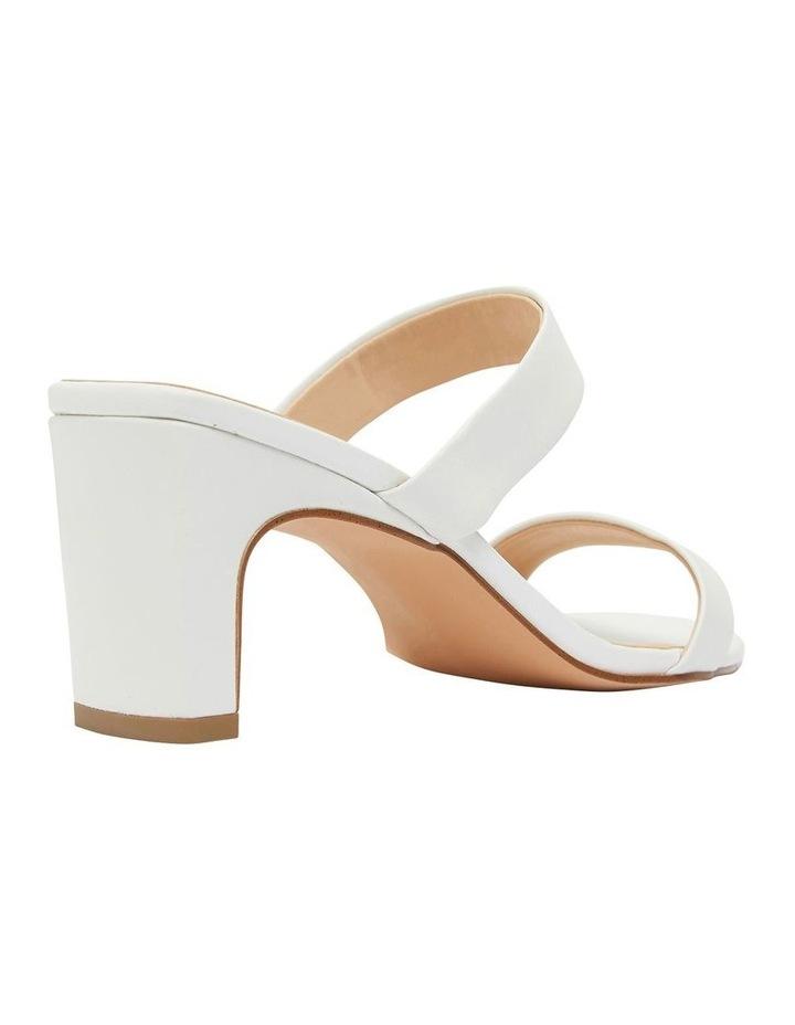 Hepburn White Glove Sandals image 3