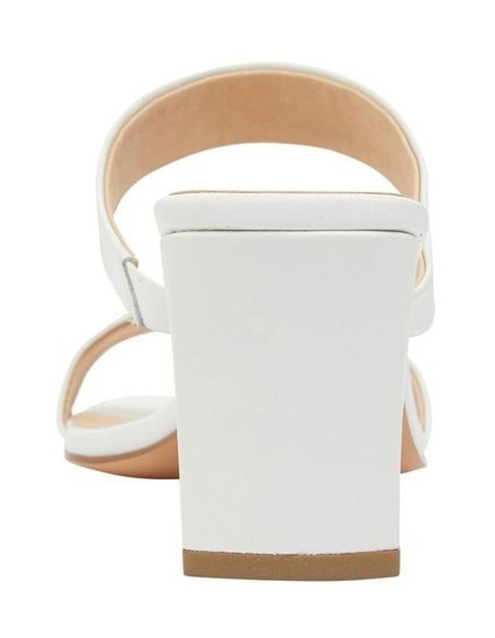 Hepburn White Glove Sandals image 4