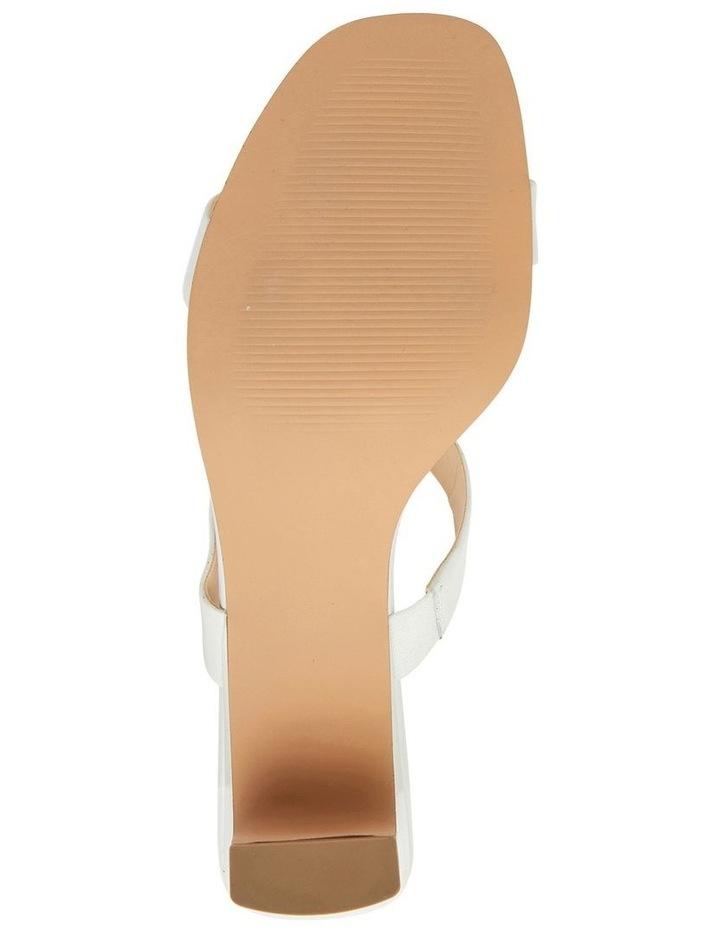 Hepburn White Glove Sandals image 5