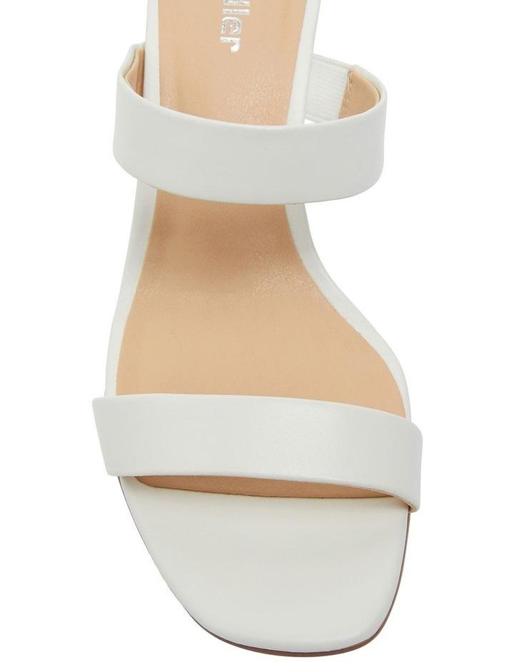 Hepburn White Glove Sandals image 6