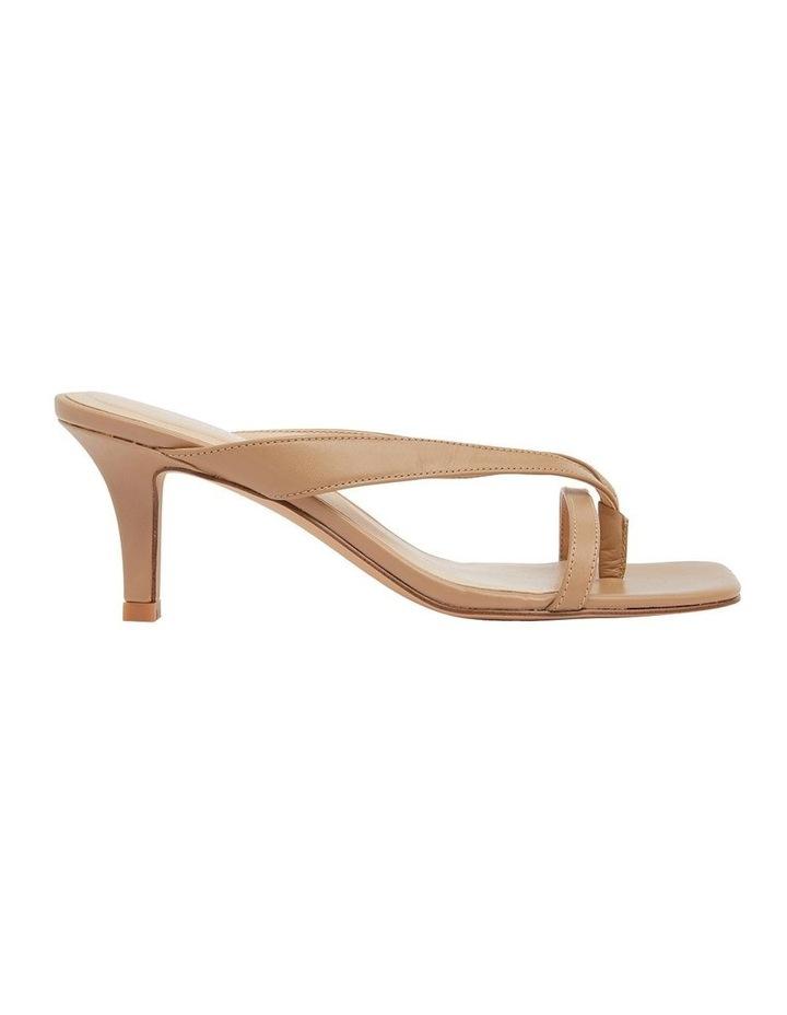 Madrid Camel Glove Sandals image 1