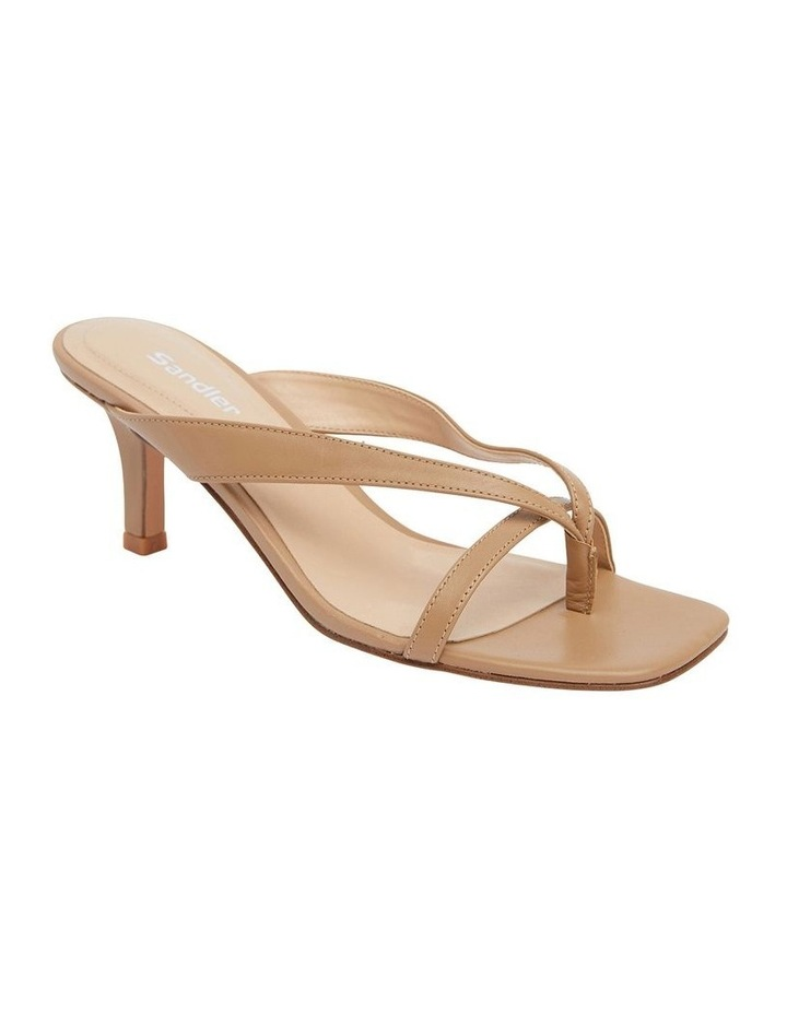 Madrid Camel Glove Sandals image 2