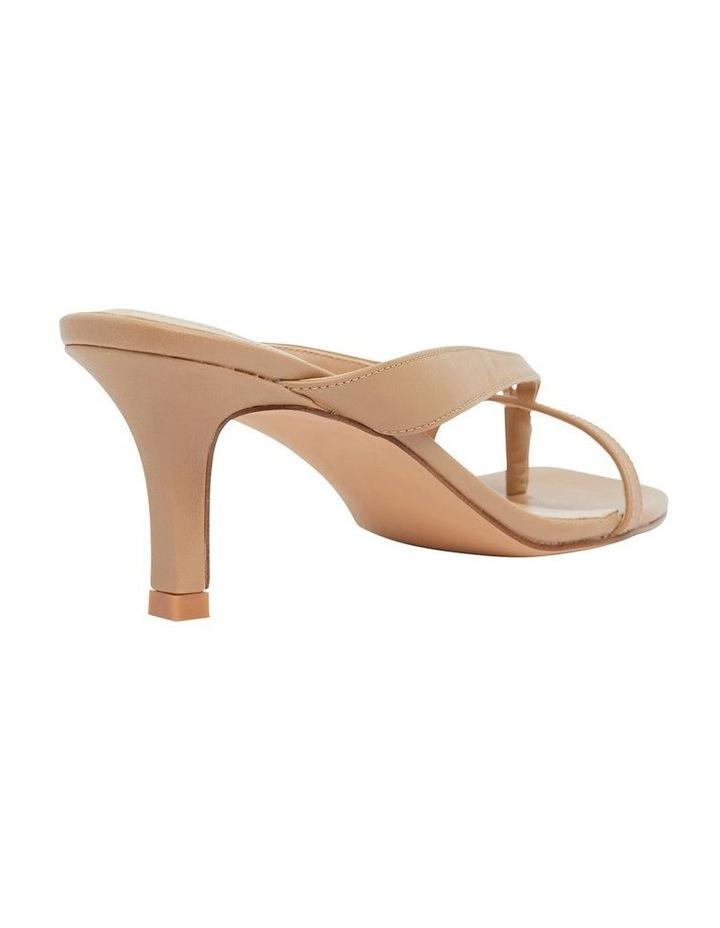 Madrid Camel Glove Sandals image 4