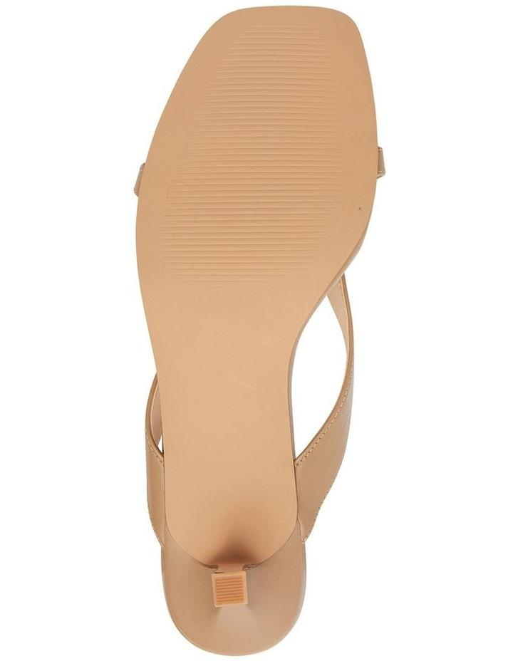Madrid Camel Glove Sandals image 6