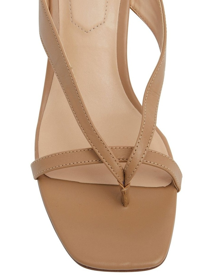 Madrid Camel Glove Sandals image 7