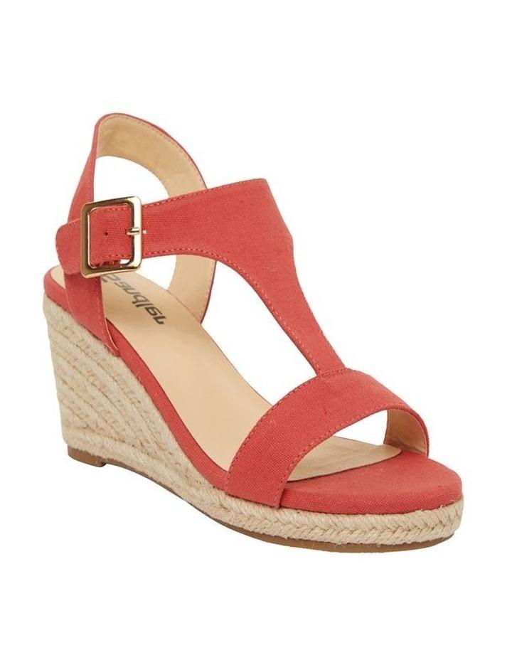 Anchor Tangerine Fabric Sandals image 2