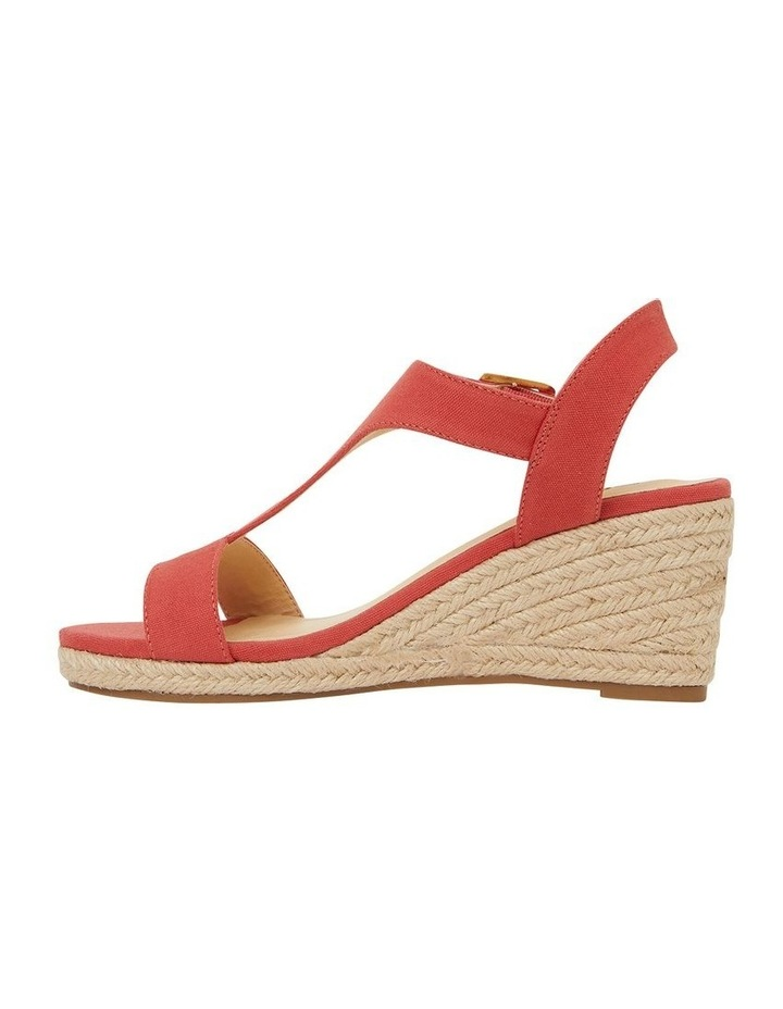 Anchor Tangerine Fabric Sandals image 3