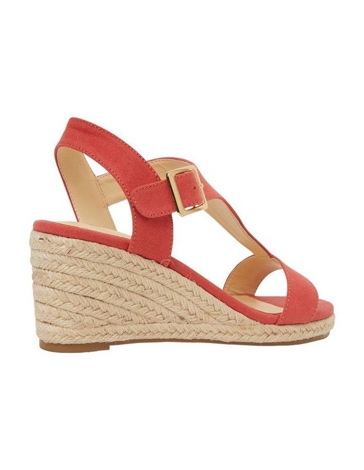 Anchor Tangerine Fabric Sandals image 4