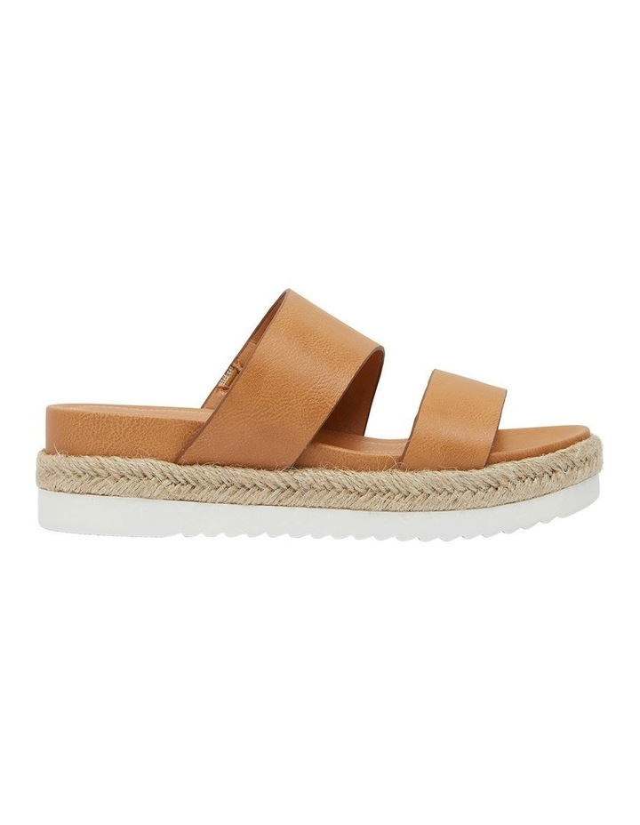 Wagon Camel Smooth Sandals image 1