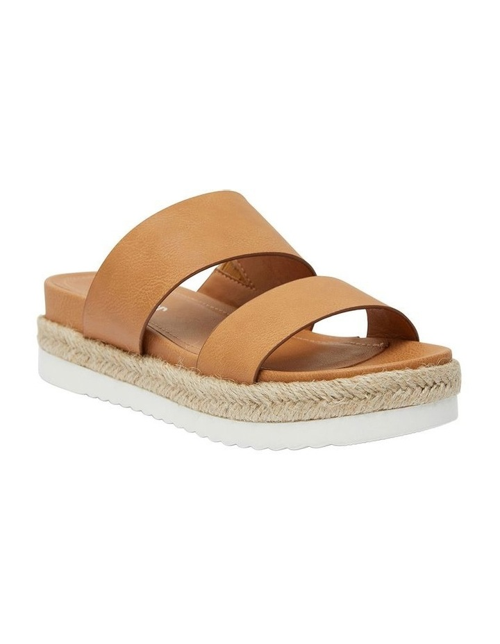 Wagon Camel Smooth Sandals image 2