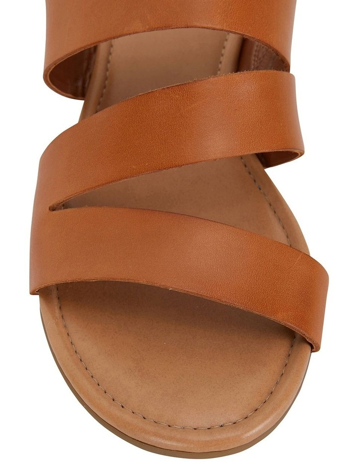 Detour Tan Glove Sandals image 6