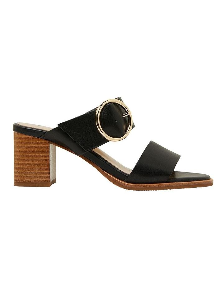 Bali Black Glove Sandals image 1