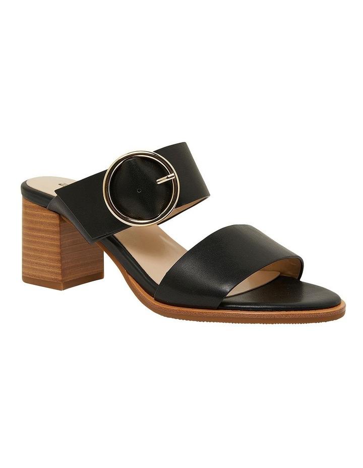 Bali Black Glove Sandals image 2