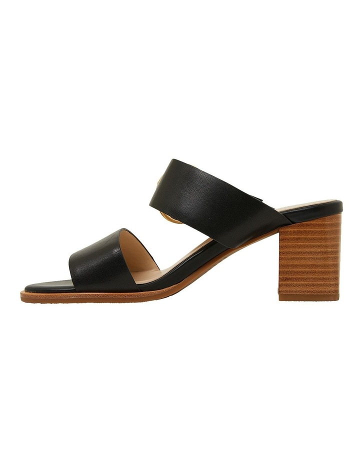 Bali Black Glove Sandals image 3
