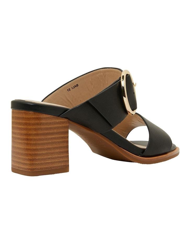 Bali Black Glove Sandals image 4