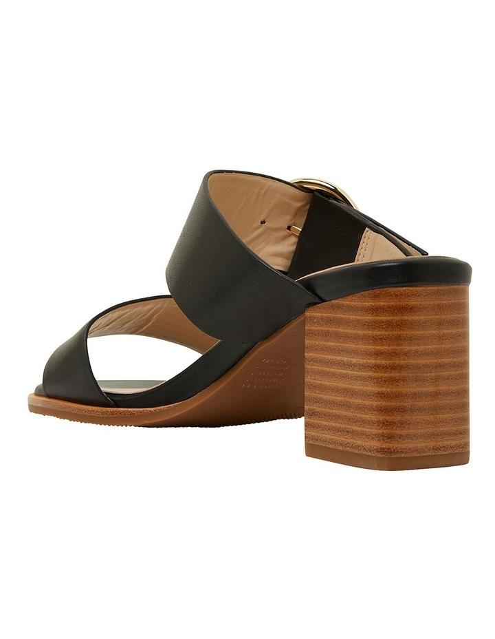 Bali Black Glove Sandals image 5