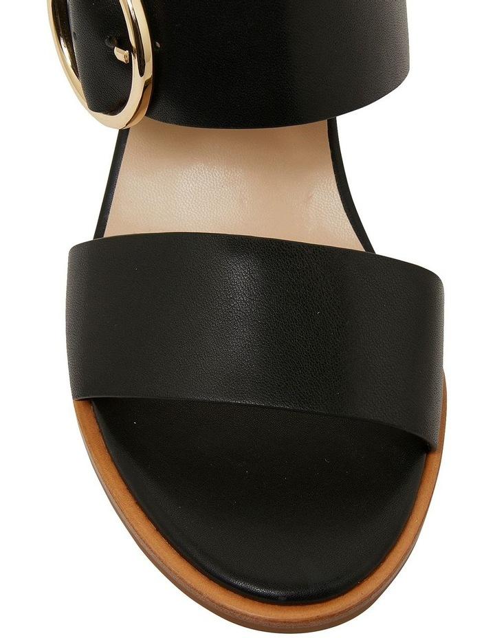 Bali Black Glove Sandals image 6