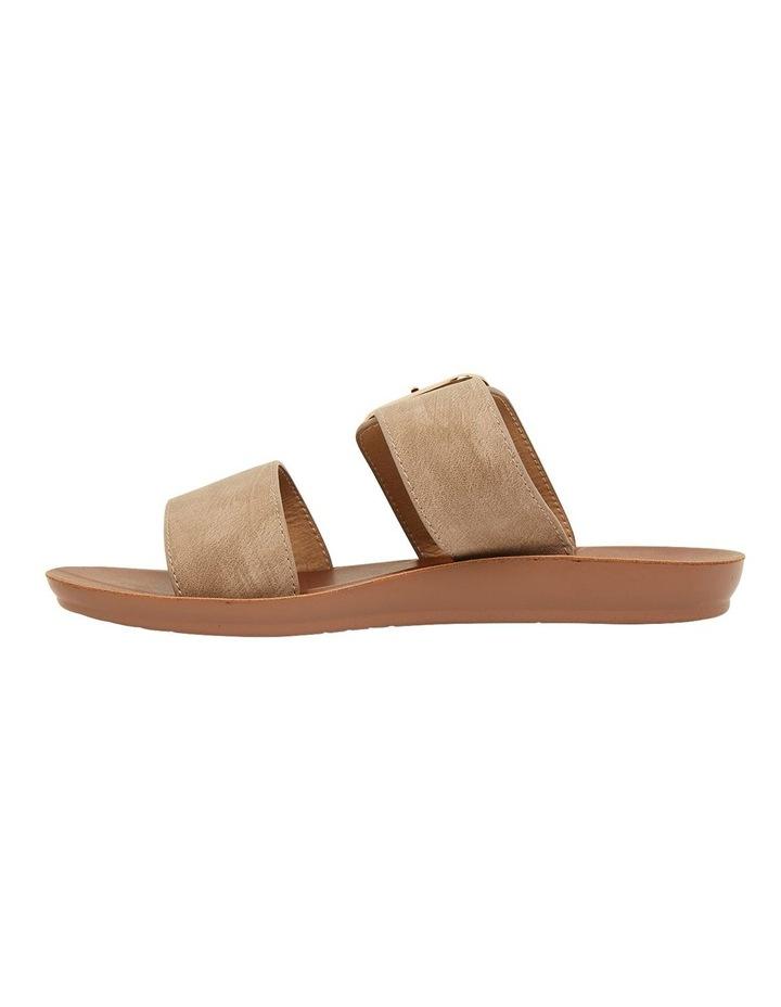 Garnet Taupe Smooth Sandals image 3