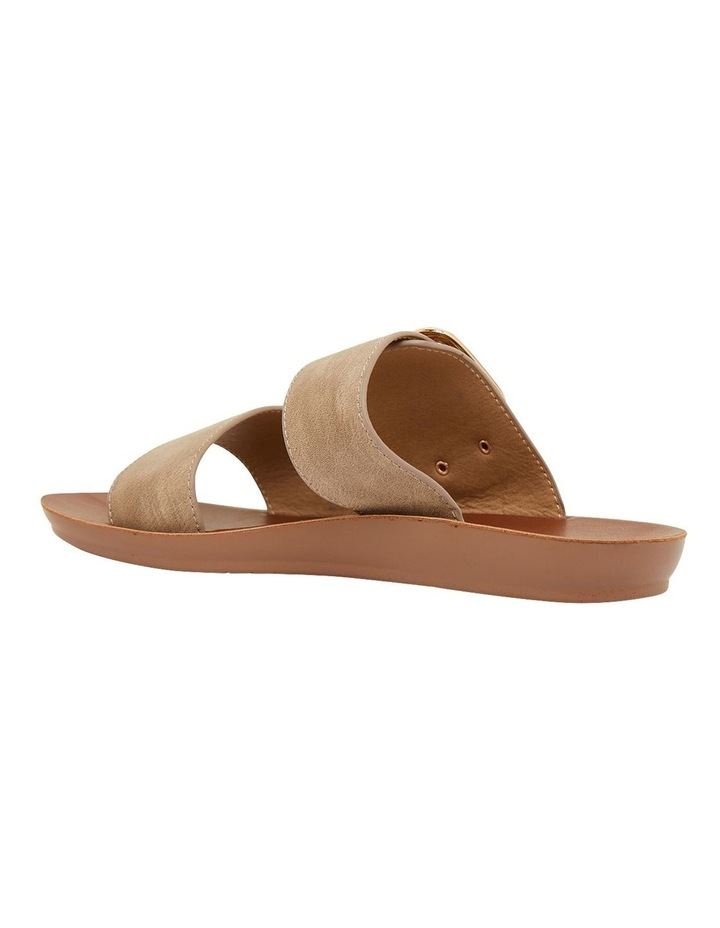 Garnet Taupe Smooth Sandals image 6