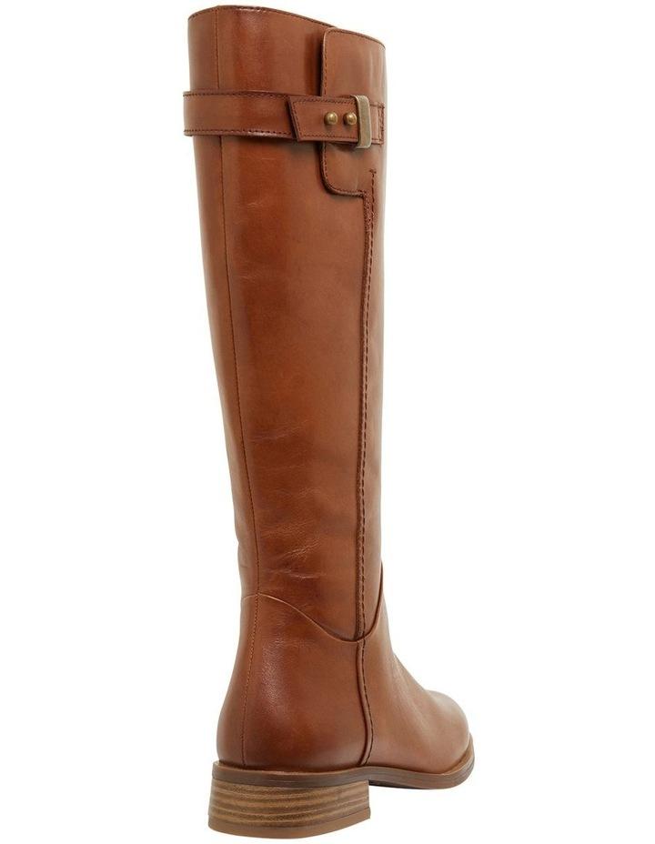 Jenna Mid Brown Glove Boots image 4
