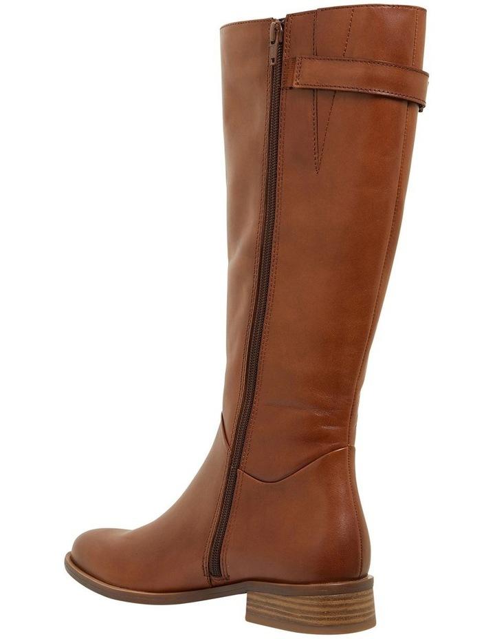 Jenna Mid Brown Glove Boots image 6