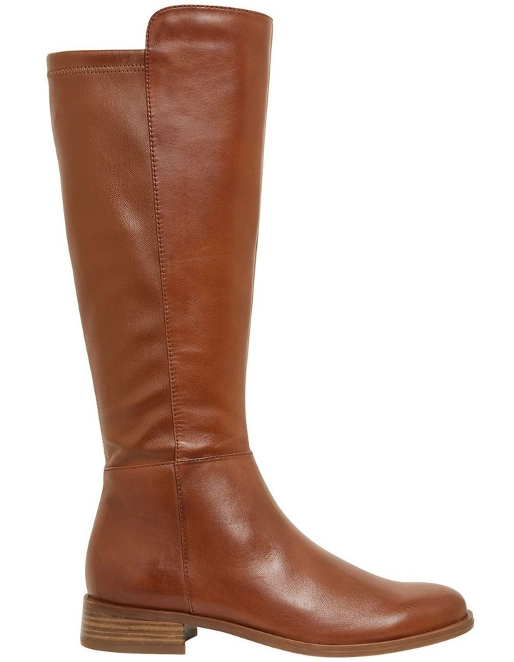 Jackpot Mid Brown Glove Boots image 1