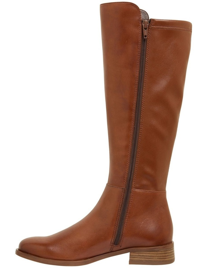 Jackpot Mid Brown Glove Boots image 3