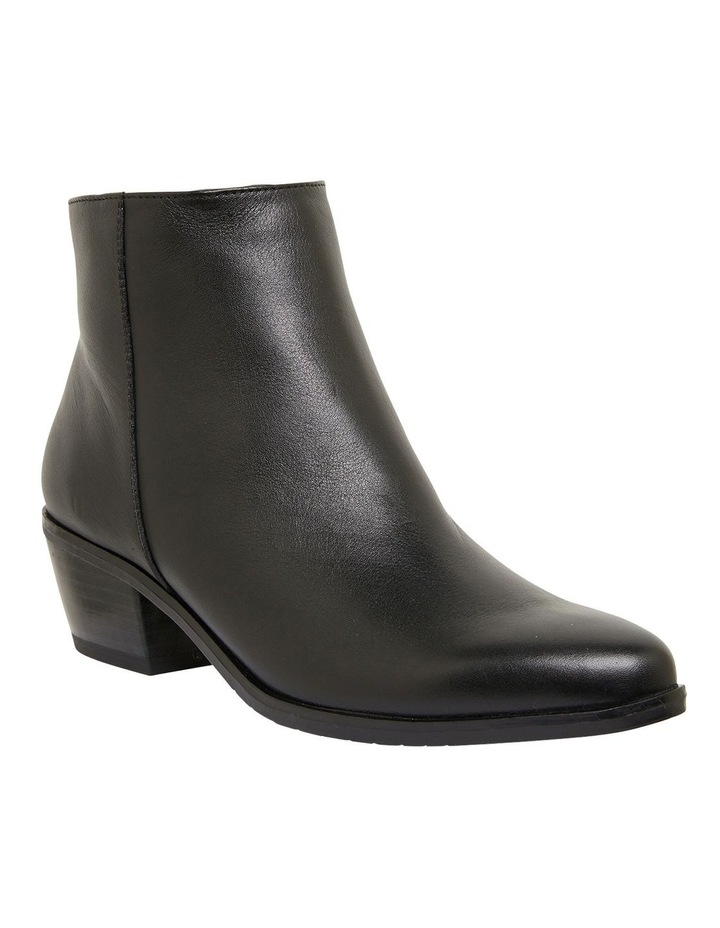 Pascal Black Glove Boots image 2