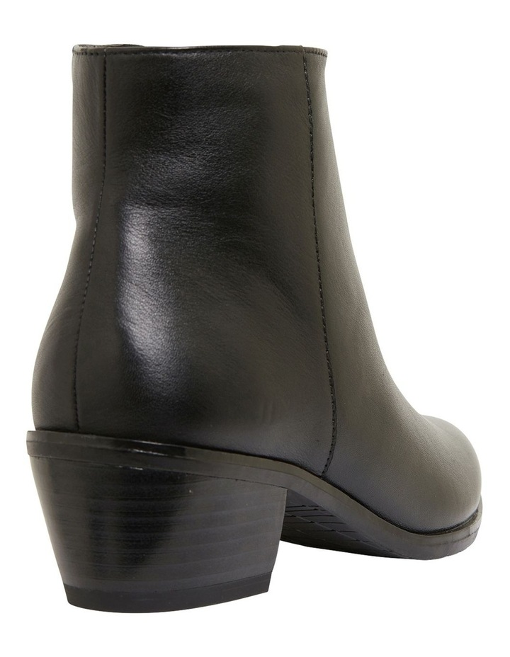 Pascal Black Glove Boots image 4