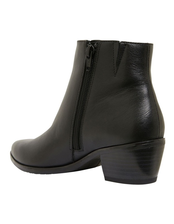 Pascal Black Glove Boots image 6