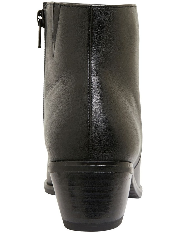 Pascal Black Glove Boots image 7
