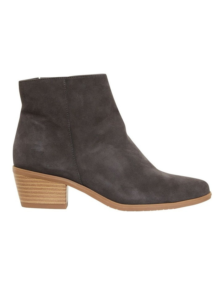 Pascal Grey Suede Boots image 1