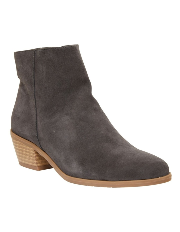 Pascal Grey Suede Boots image 2