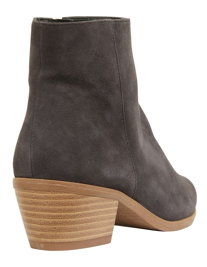 Pascal Grey Suede Boots image 4