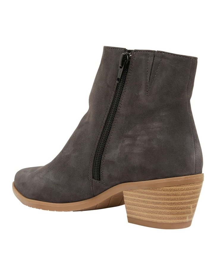Pascal Grey Suede Boots image 7
