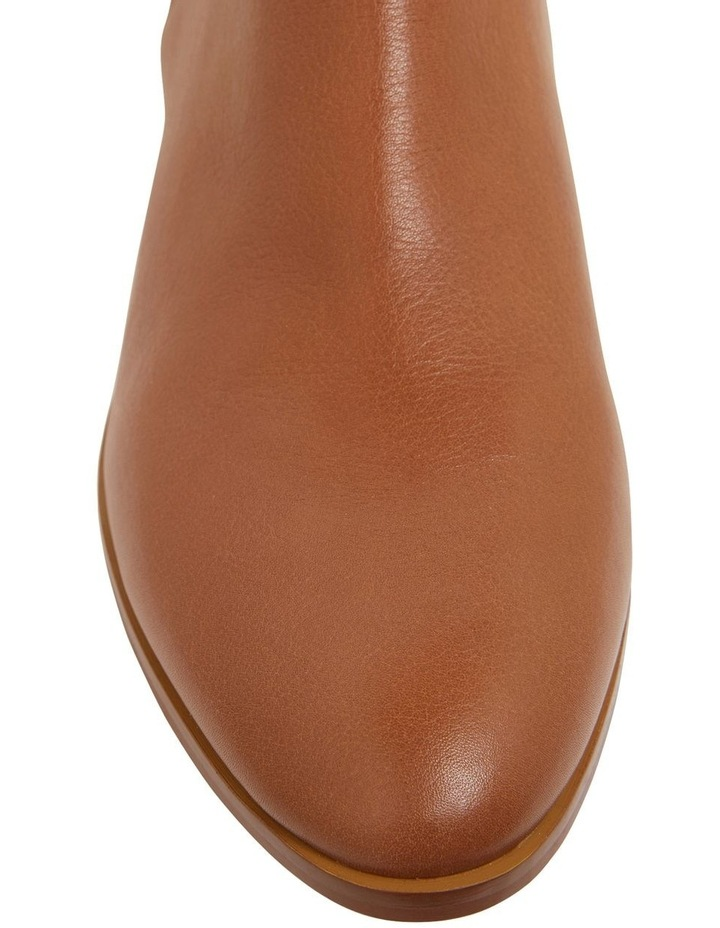 Paxton Mid Brown Glove Boots image 6